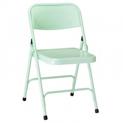 Chaise pliante déco