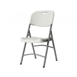 Chaise très légère en plastique