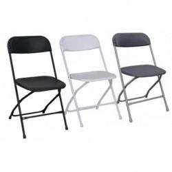 Chaise légère et pliante