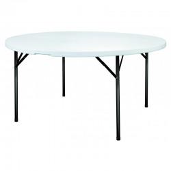 Table ronde en plastique 3 tailles disponibles