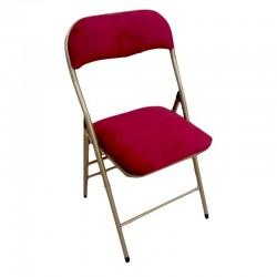 Chaise pliante haut de gamme pour collectivité